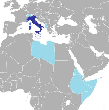 Língua Italiana pelo Mundo